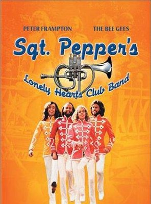 Poster of Sgt. Pepper's Lonely Hearts Club Band