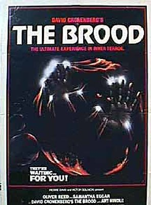 Poster of The Brood