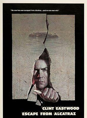 Poster of Escape from Alcatraz