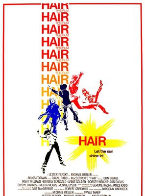 Poster of Hair