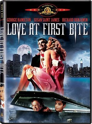 Poster of Love at First Bite