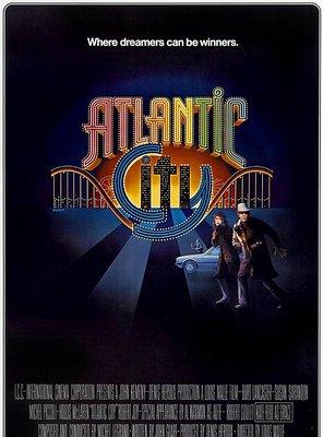 Poster of Atlantic City