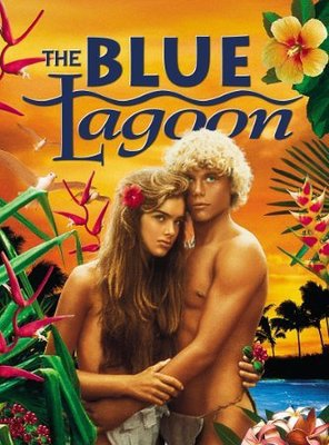 Poster of The Blue Lagoon