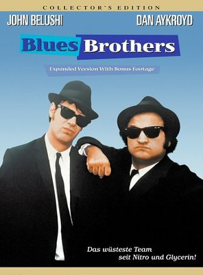 Poster of The Blues Brothers