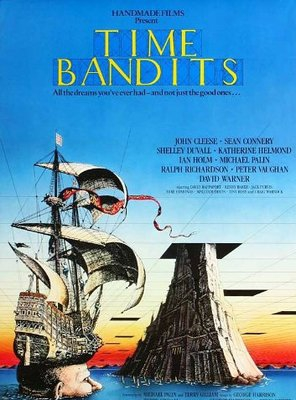 Poster of Time Bandits