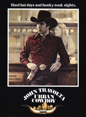 Poster of Urban Cowboy