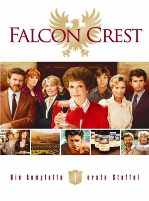 Poster of Falcon Crest
