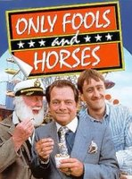 Poster of Only Fools and Horses....