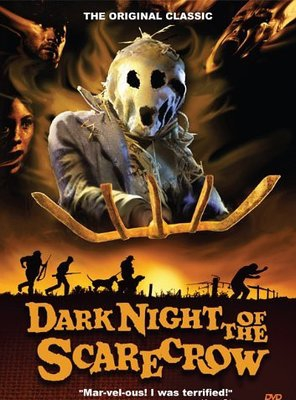 Poster of Dark Night of the Scarecrow