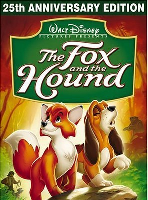 Poster of The Fox and the Hound