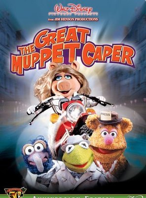 Poster of The Great Muppet Caper