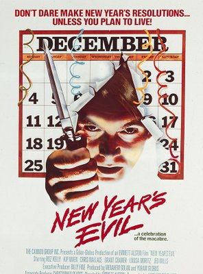 Poster of New Year's Evil