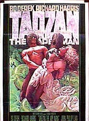 Poster of Tarzan, the Ape Man