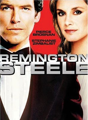 Poster of Remington Steele