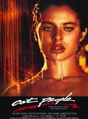 Poster of Cat People