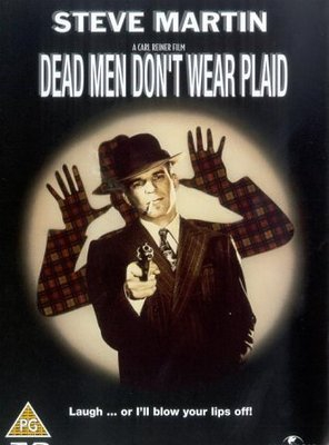 Poster of Dead Men Don't Wear Plaid