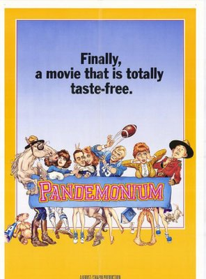 Poster of Pandemonium