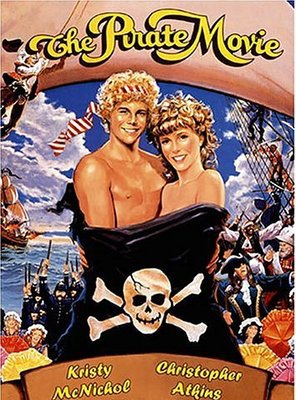 Poster of The Pirate Movie