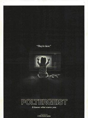 Poster of Poltergeist