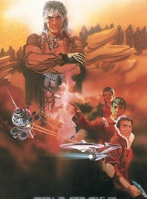 Poster of Star Trek II: The Wrath of Khan