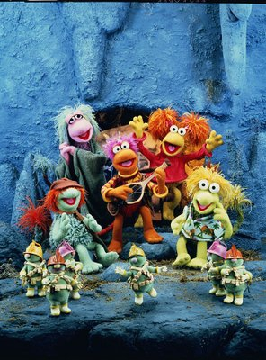 Poster of Fraggle Rock