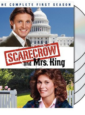 Poster of Scarecrow and Mrs. King