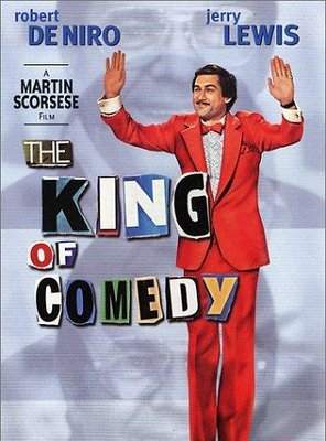 Poster of The King of Comedy
