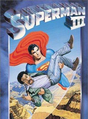 Poster of Superman III