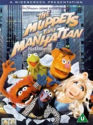 Poster of The Muppets Take Manhattan