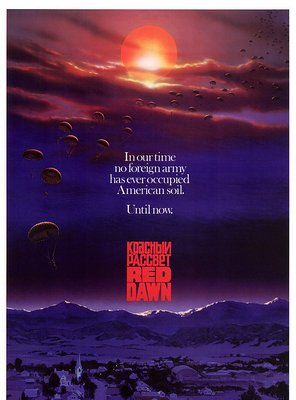 Poster of Red Dawn