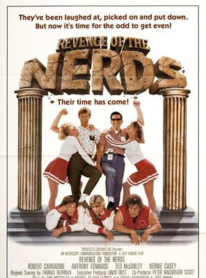 Poster of Revenge of the Nerds