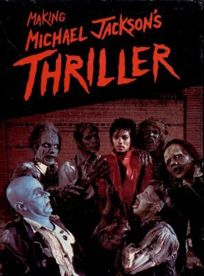 Poster of Michael Jackson: Thriller