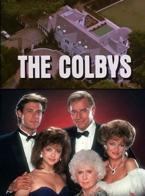 Poster of The Colbys