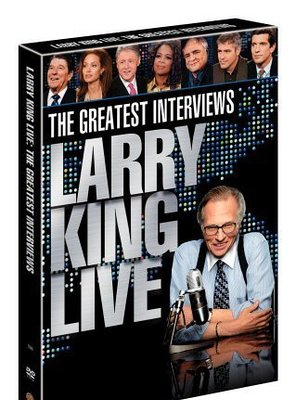 Poster of Larry King Live