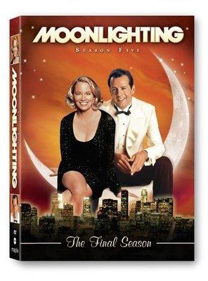 Poster of Moonlighting