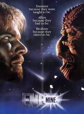 Poster of Enemy Mine