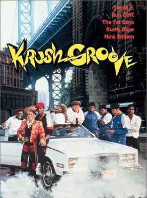 Poster of Krush Groove