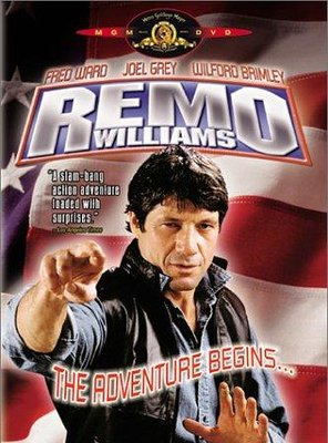 Poster of Remo Williams: The Adventure Begins