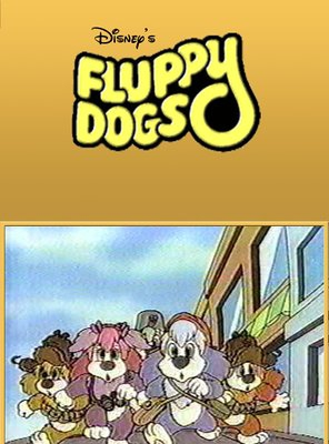 Poster of Fluppy Dogs