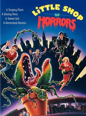 Poster of Little Shop of Horrors