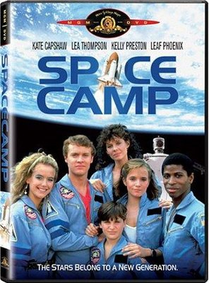 Poster of SpaceCamp