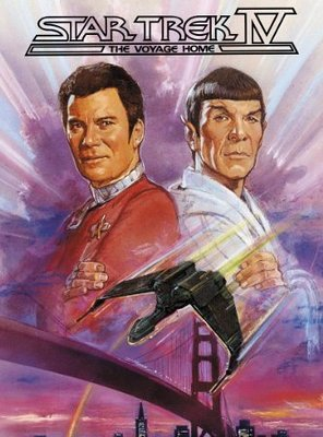 Poster of Star Trek IV: The Voyage Home