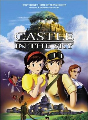 Poster of Castle in the Sky