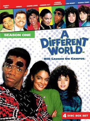 Poster of A Different World