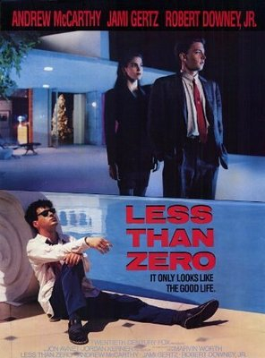 Poster of Less Than Zero