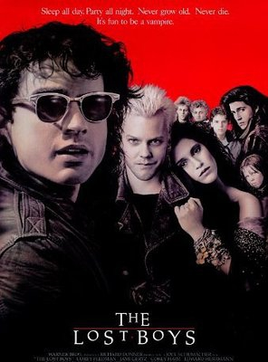Poster of The Lost Boys