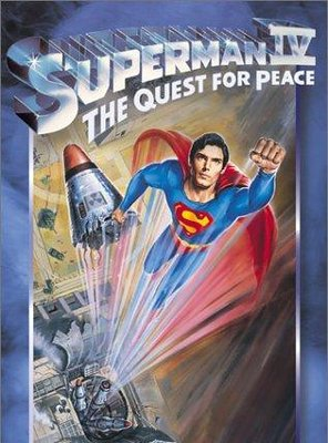 Poster of Superman IV: The Quest for Peace