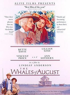 Poster of The Whales of August