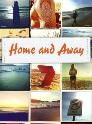 Poster of Home and Away