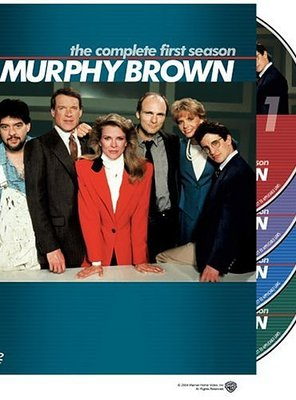 Poster of Murphy Brown